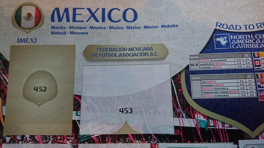 Foto Mexiko Wappen Album