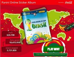 Das virtuelle Sammelalbum auf fifa.com