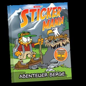 Stickermania 5 - Abenteuer und Berge